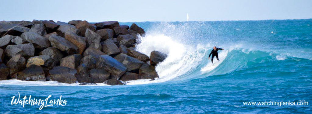 Best Surfing Spots in Sri Lanka