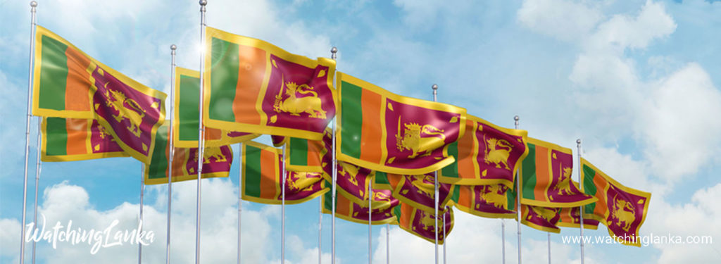 Sri Lanka Celebrates Its 72nd Independence Day