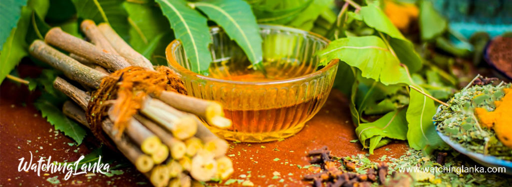 How Ayurveda helps to defeat COVID 19 in Sri Lanka