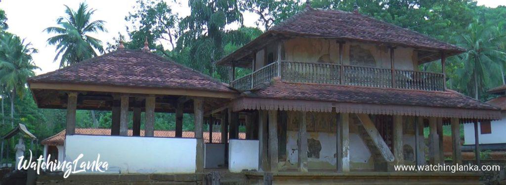 Wijayasundararamaya in Dambadeniya