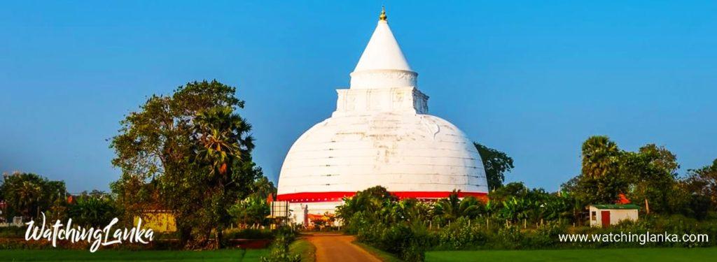 Tissamaharama Temple
