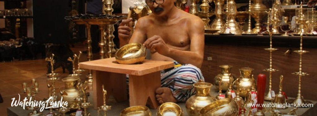 Brass Industry in Sri Lanka