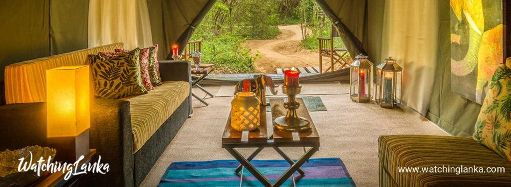 Mahoora tented safari camps