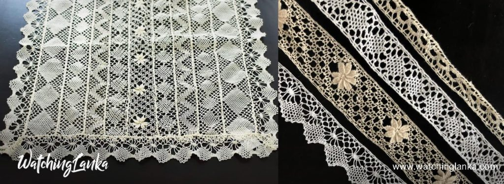 Traditional Beeralu Lace