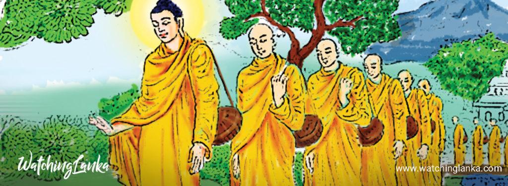Madin Full Moon Poya Day