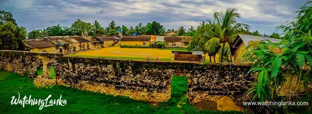 Kalpitiya Dutch Fort