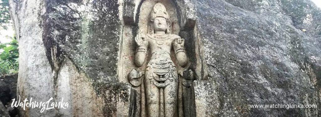 Kushtarajagala statue