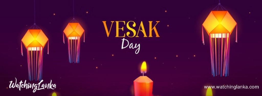 Vesak Full Moon Poya Day